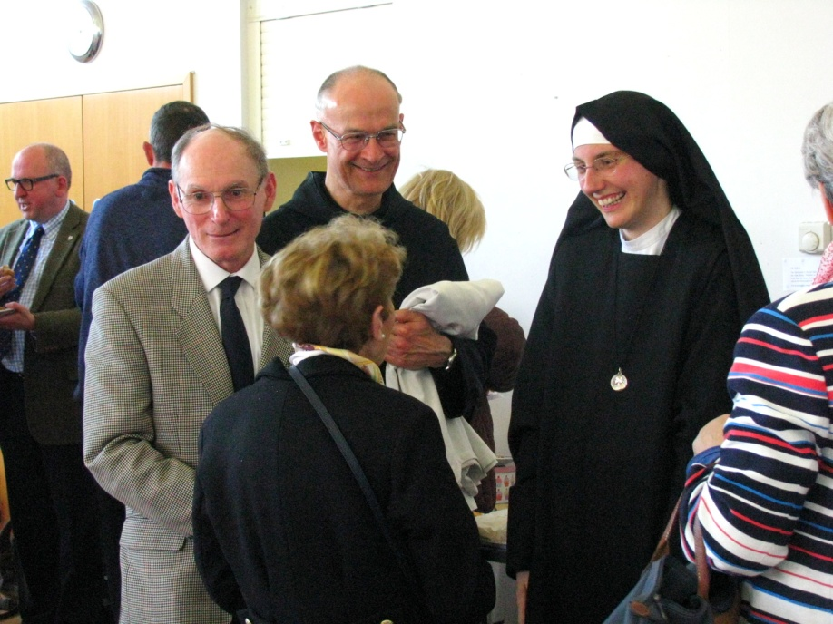Sr Marie Liesse and her family